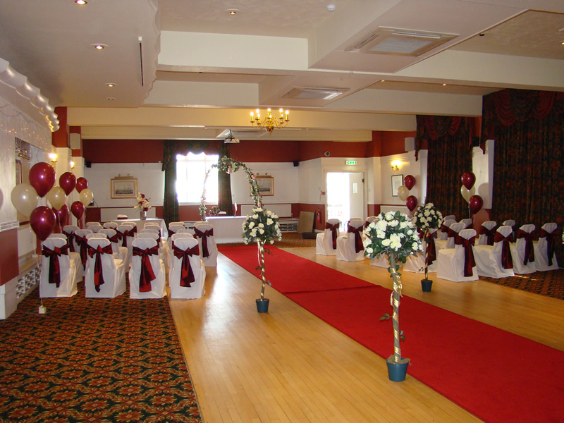 Chair covers balloons wedding and party decoration wedding decoration scunthorpe junglespirit Gallery