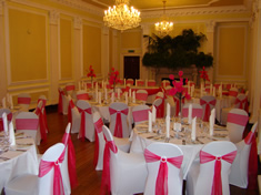 Chair Covers Balloons Wedding And Party Decoration